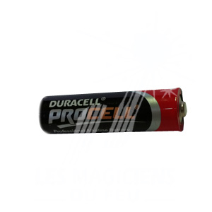 Pile Duracell PRO